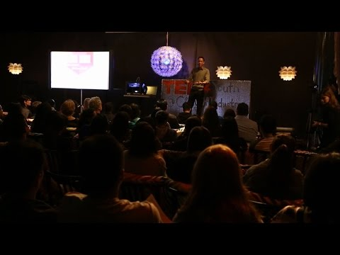 3D Printers Will Revolutionize Education: Miguel Almena at TEDxYouth@CityOfIndustry
