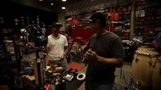 Studio Moments: Bongo Band Jam