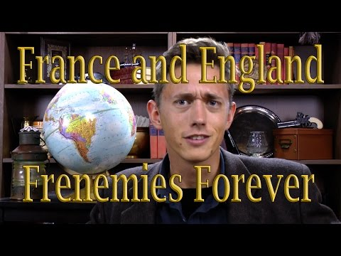 France and England: Frenemies Forever | History Abridged