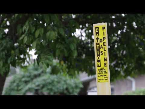 Outdoor Gas Leaks