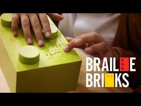 Meet Braille Bricks | #BrailleBricksForAll