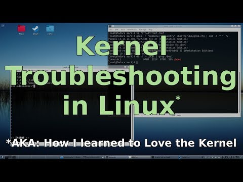 Kernel Troubleshooting in Linux!