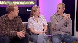 Mobilsnokshow #6: Erik Follestad, Silje Nordnes og Magnus Devold