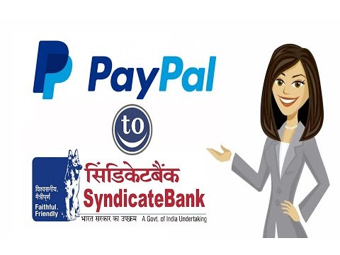 How to Withdraw Paypal Dollars to Indian Bank Account