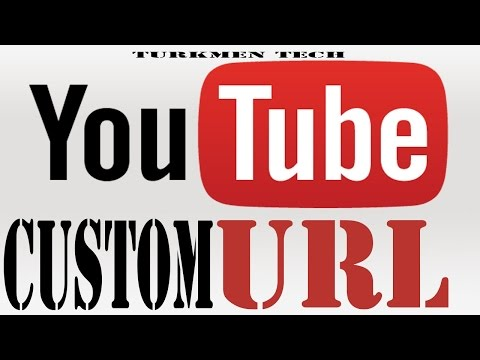 Easy Way To Get Custom URL For Your Youtube Channel Updated(2017)