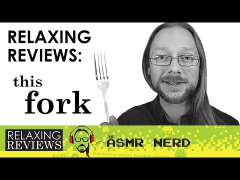 RELAXING REVIEWS | A Fork
