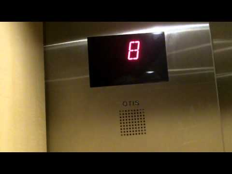 Otis Gen2 Elevator At The Winthrop P Rockefeller Cancer Institute UAMS