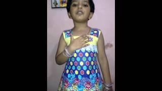 kids speech on food