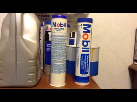 Mobil UNIREX NLGI High Performance Multi Purpose Grease Fuel & Lubricants ExxonMobil