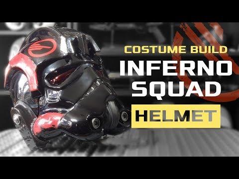 Inferno Squad Costume Part 4: Helmet!