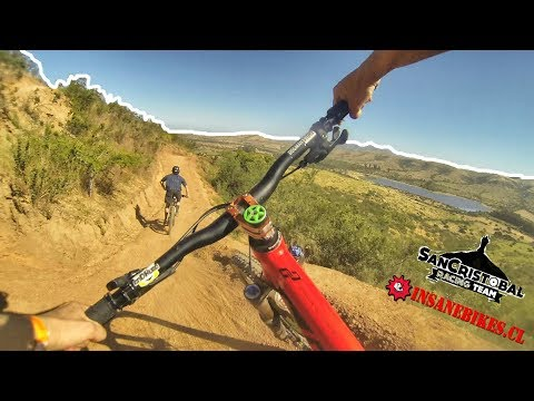 RAW l Mountain Biking | Parque las palmas | CHILE | ENDURO MTB