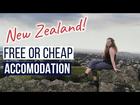 7 EASY WAYS TO FIND ACCOMMODATION IN NEW ZEALAND! | Long & Short Term Rooms, Backpackers & More!