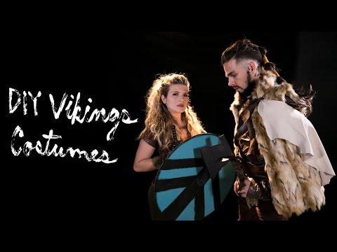 DIY Halloween Costumes: Vikings and Game Of Thrones
