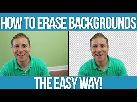 How Easily Erase Image Backgrounds
