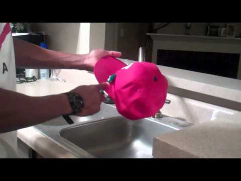 How to Clean your Fitted & Snapback Hats using Clean Fitteds