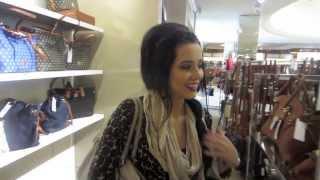 9/20: Pedicures, Makeup Shopping & Kenzie