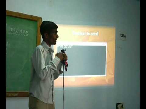 GFEC PPT Presentation by Afroz on Adv.C Programming. part 1