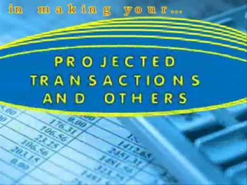 REBCASR IN MAKING FINANCIAL PROJECTION