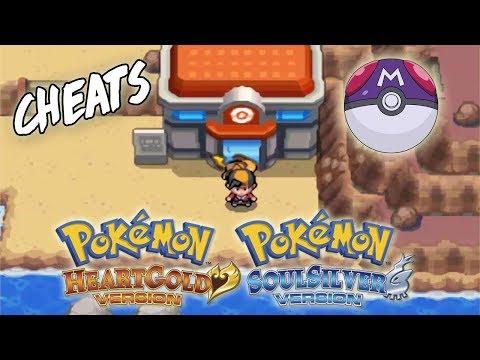 COMO TENER MASTER BALL INFINITAS EN POKEMON HEART GOLD Y SOUL SILVER | Cheats/Trucos Pokémon