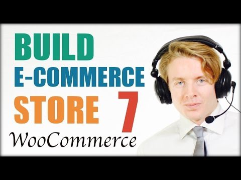 WooCommerce Tutorial (Part 7) Edit Contact page and add contact form 7 - Storefront 2016
