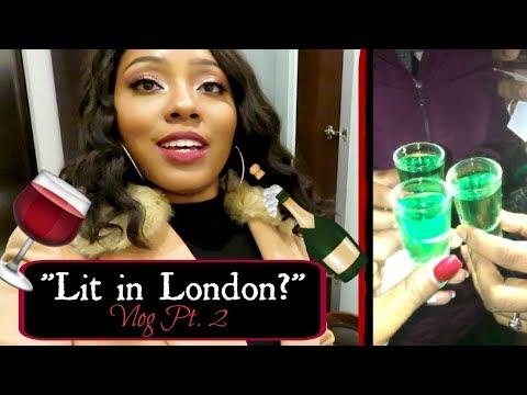 London Vlog Pt 2 | LONDON NYE PUB CRAWL!!!