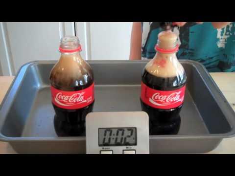 JackSchwartz Presents  Mentos, Pop Rocks and Soda... An Exp