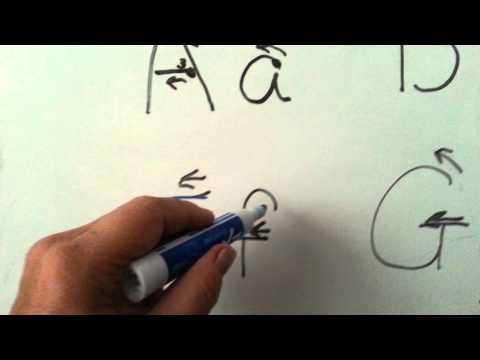 Teach a lefty to write (Lefty #2)