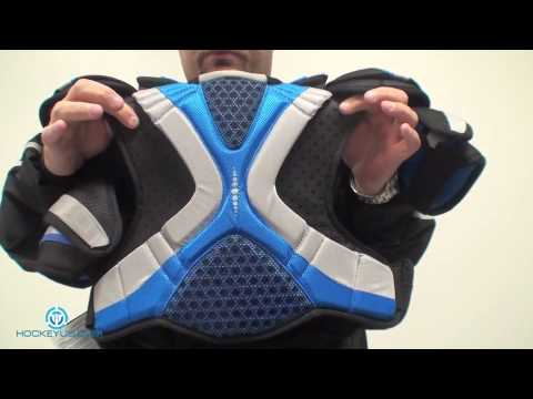 Nike Bauer One90 Shoulder Pad Review