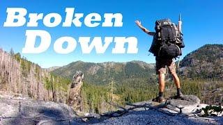 BROKEN DOWN: My True Story of Getting Lost in the Wilderness