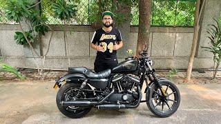 My Harley Davidson's First Impression !!!