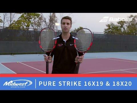 Babolat Pure Strike 16x19/ 18x20 Tennis Racquet