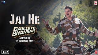Satellite Shankar: Jai He Video Song | Sooraj, Megha | Salman A, Sandeep S, Manoj M | 8th Nov