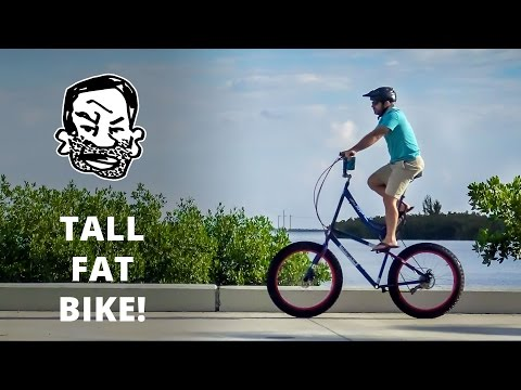 Behold! The Tallgoose Dolomite Tall Fat Bike