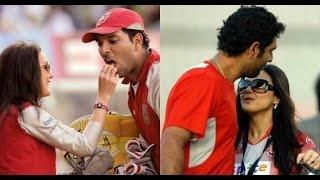 Girlfriends Of Yuvraj Singh Till Date