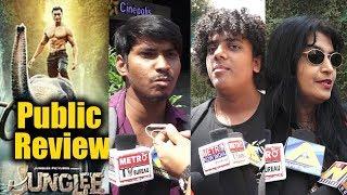 Junglee Public Review | First Day First Show | Vidyut Jammwal |Chuck Russell