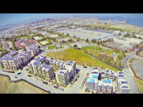 Citi: Hunters View, Beautiful, Affordable Housing in San Francisco