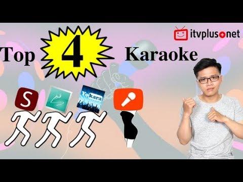 Top 4 ứng dụng Karaoke online điều khiển qua điện thoại trên Android TV Box - ITVPLUS