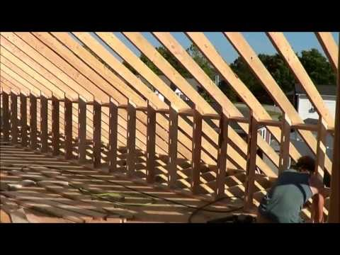 Building Attic Knee Walls - 2x6 - Fire Rebuild