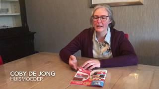 Download Coby de Jong uit Scherpenzeel over de gezinsuitgaven Video