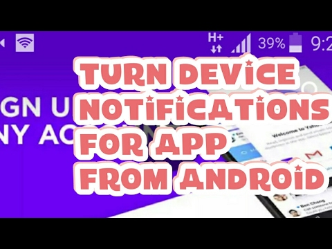 How To Enable Device Notifications for Yahoo Mail from Android Phone