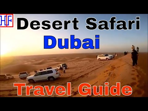 Dubai | Desert Safari Dubai | Travel Guide | Episode# 7