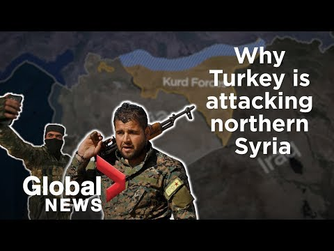 Xxx Mp4 Why Turkey Is Attacking Kurd Forces In Syria Explained 3gp Sex