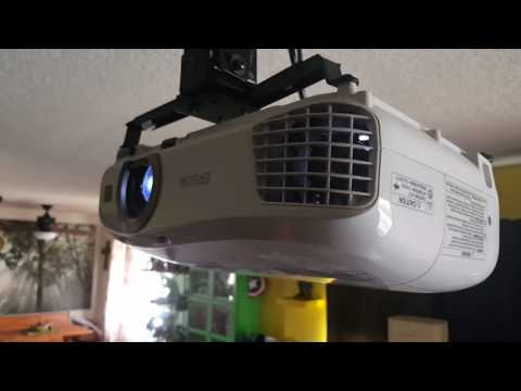 EPSON 2045 HOW TO SAVE PROJECTOR LIFE+LAMP