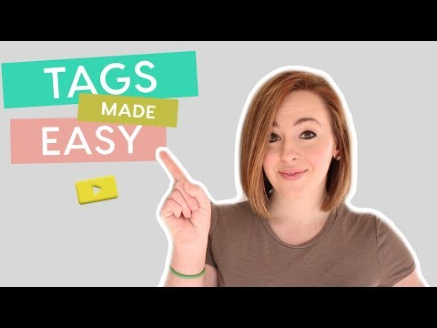 How to Tag YouTube Videos to RANK HIGHER