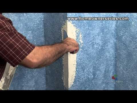 How to Fix Drywall - Repairing Corner Bead - Drywall Repair - Part 2 of 2