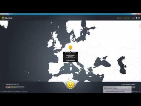 CyberGhost VPN - Change Your IP, Free VPN