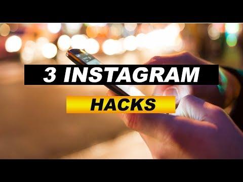 Instagram Hacks: 3 Actionable Tips For Gaining More Instagram Followers Fast (2018 )