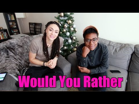 Would You Rather (Social Media Edition) w/ JADE!!!