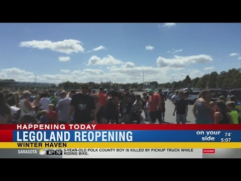 LEGOLAND evacuation: here is how to get refunds