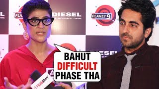 Ayushmann's Wife Tahira Kashyap becomes EMOTIONAL| Reveals Her CANCER Struggle